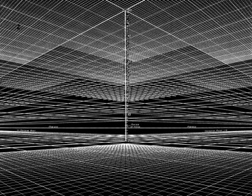 3D Perspective Grid