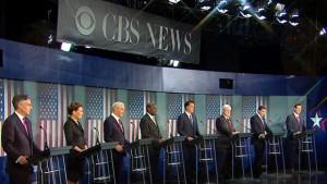 GOP Presidential Debate Spartanburg, NC