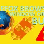 Why Does Firefox Change the Order of Windows