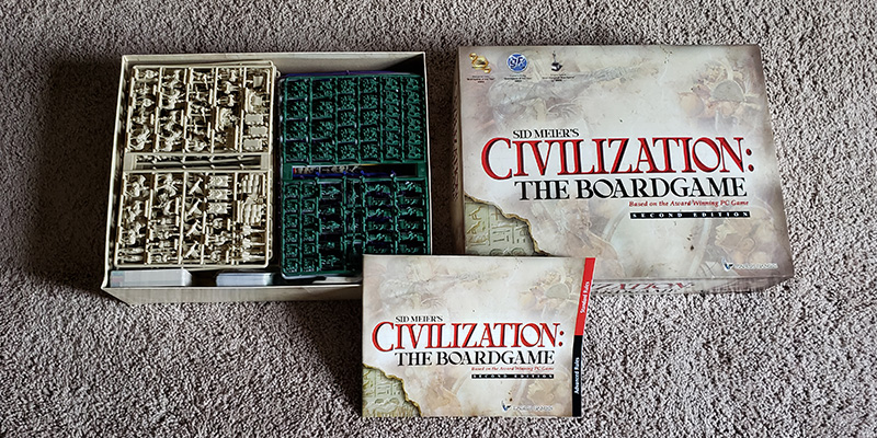 Civilization The Board Game 2002