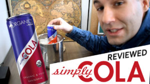 Redbull Simply Cola Review