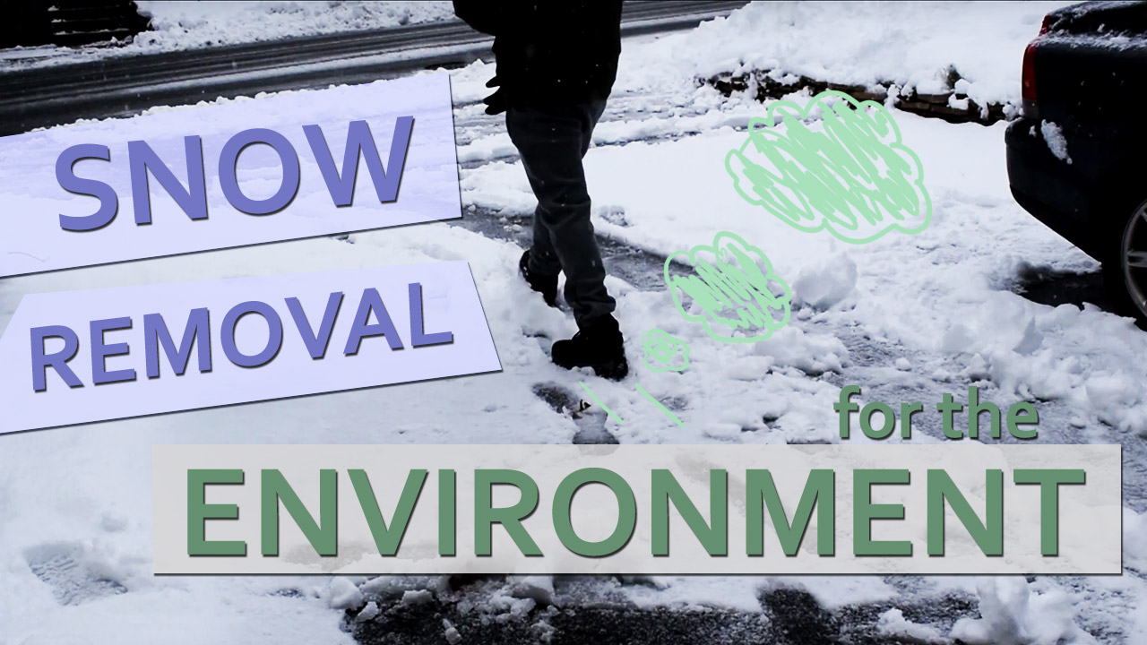 The Labor, Capital and Efficiency of Snow Removal