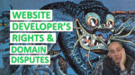 Domain Disputes - Web Developer Rights