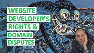 Domain Disputes - Web Developer Rights